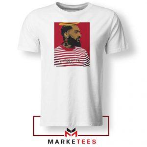 Nipsey Hussle RIP Rapper Tshirt