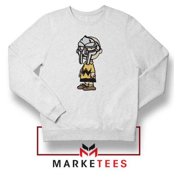 Peanuts Gang MF Doom New Sweatshirt