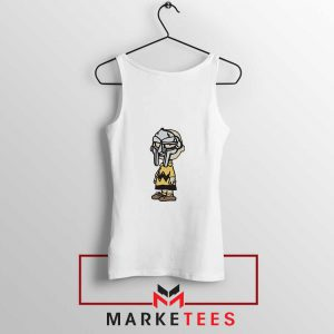 Peanuts Gang MF Doom New Tank Top