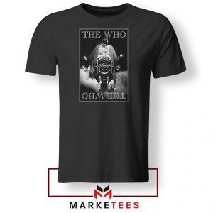Quadrophenia Album The Who Nice Black Tshirt