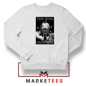 Quadrophenia Album The Who Sweatshirt