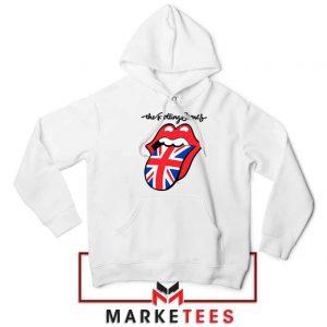 Rolling Stones Band UK Tongue Hoodie