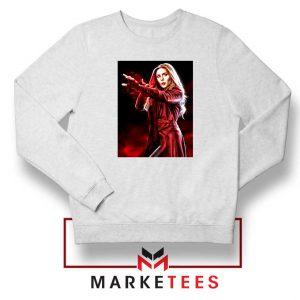 Scarlet Witch Kinder Marvel Sweatshirt