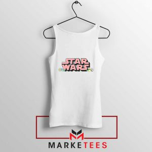Star Wars Easter Chest Logo Tank Top