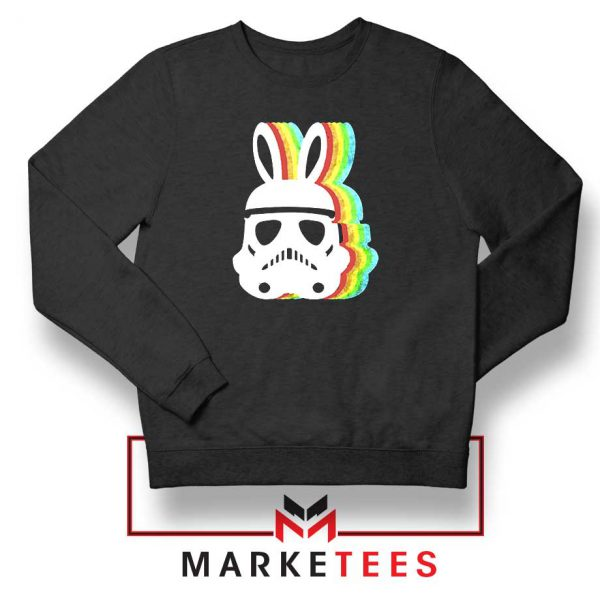 Stormtrooper Easter Ears Sweatshirt