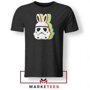 Stormtrooper Pastel Easter Ears Tshirt
