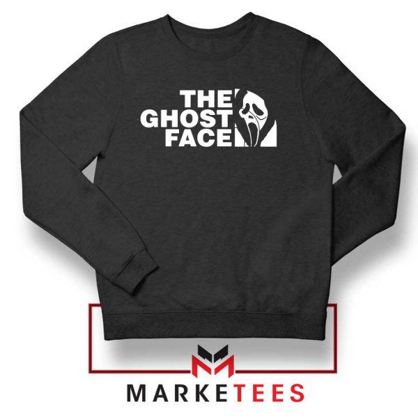 The Ghost Face Halloween Best Sweatshirt