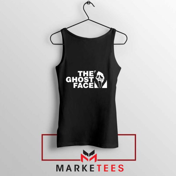 The Ghost Face Halloween New Tank Top