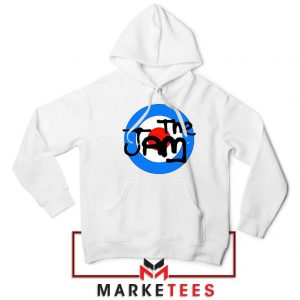 The Jam Rock Band Logo Best Hoodie