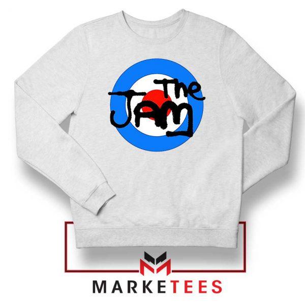 The Jam Rock Band Logo Sweatshirt