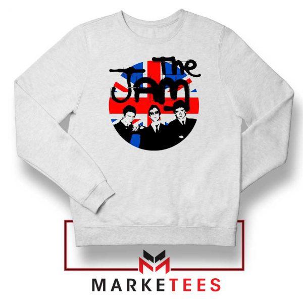 Union Jack Circle The Jam New Sweatshirt