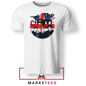 Union Jack Circle The Jam Nice Tshirt