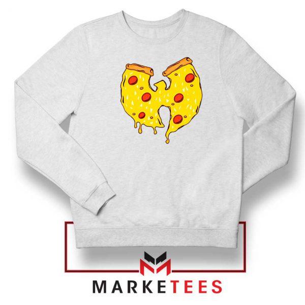 Wu Tang Pizza Funny Hip Hop Sweatshirt