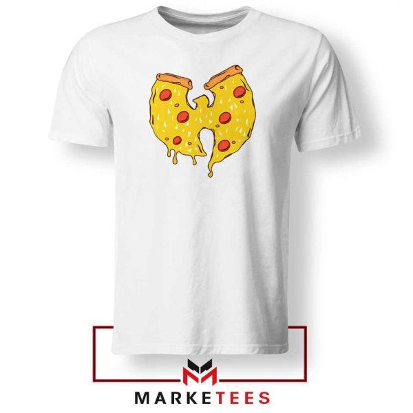Wu Tang Pizza Funny Hip Hop Tshirt