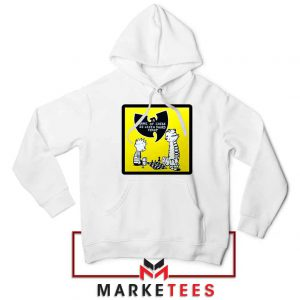 Wutang Cartoon Comic Strip Hoodie