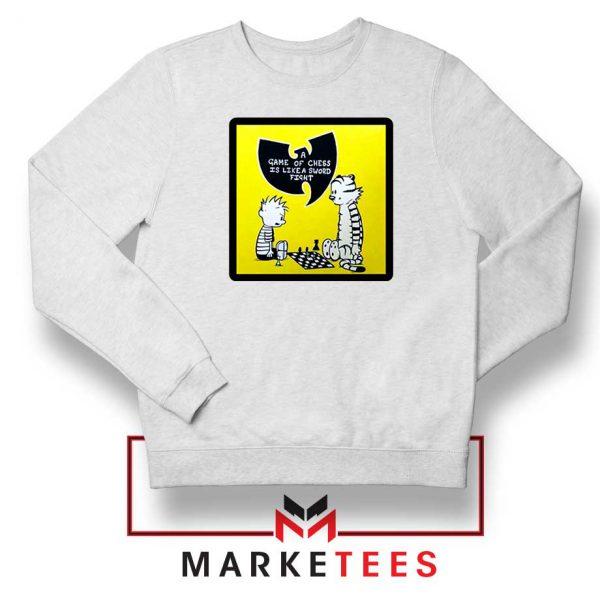 Wutang Cartoon Comic Strip Sweatshirt
