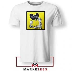 Wutang Cartoon Comic Strip Tshirt