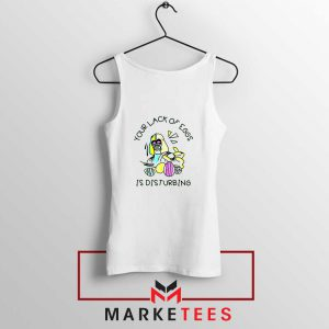 Your Lack Of Eggs Star Wars Tank Top