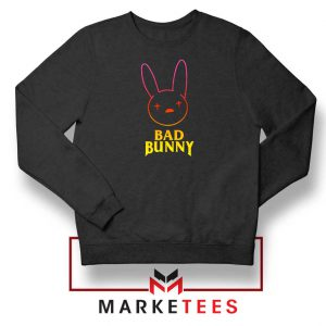 Bad Bunny Hip Hop Rabbit Sweatshirt