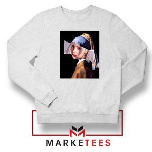 Billie Eilish Art Parody Sweatshirt