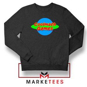 Coolmath Planet Logo Sweatshirt