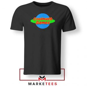 Coolmath Planet Logo Tshirt