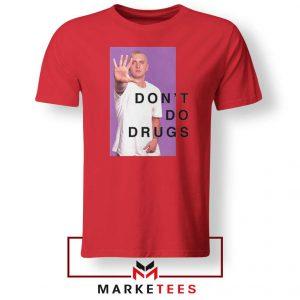 Eminem The Kids Lyric Song Red Tshirt