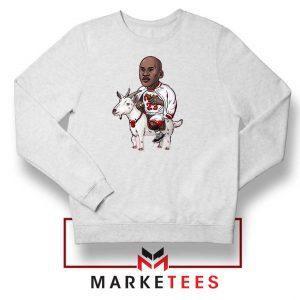 GOAT Jordan Basketball Sweatshirt