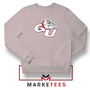 Gonzaga Basketball Program Grey Sweatshirt