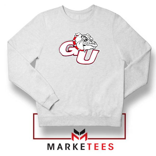 Gonzaga Basketball Program Sweatshirt