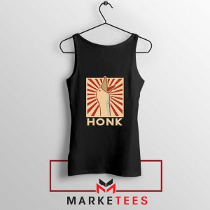 Honk Goose Game Online Black Tank Top