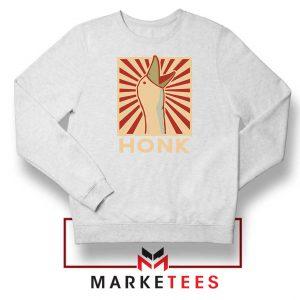 Honk Goose Game Online Sweatshirt
