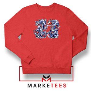 Jordan 23 Chicago Bulls Red Sweatshirt