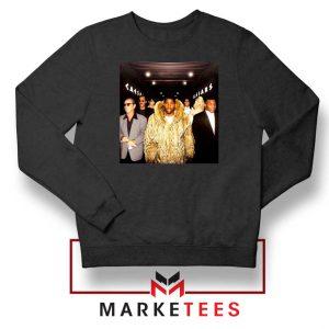 Magic Johnsons Legends Club Black Sweatshirt