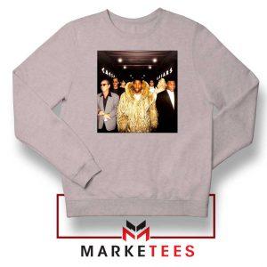 Magic Johnsons Legends Club Grey Sweatshirt