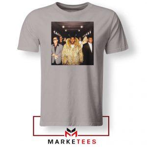 Magic Johnsons Legends Club NBA Grey Tshirt