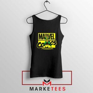 Marvel Comics Loki Superhero Tank Top