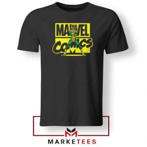 Marvel Comics Loki Superhero Tshirt