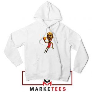 Michael Jordan Caricature NBA Hoodie