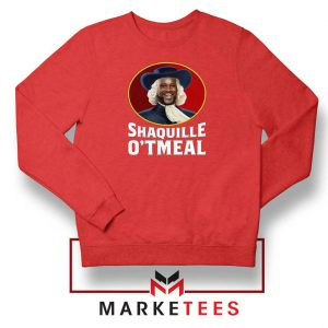 Orlando Magic Sports Analyst Red Sweatshirt