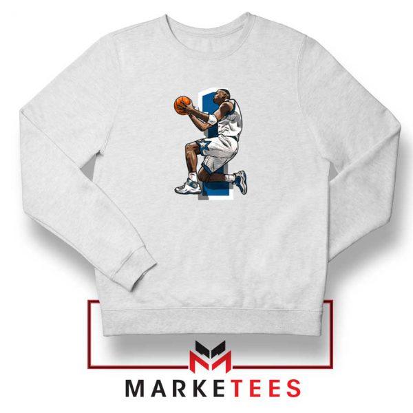 Penny Hardaway Basketball Sweatshirt