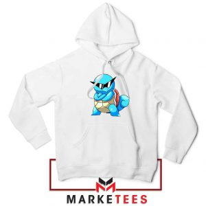 Squirtle Shades Pokemon Hoodie