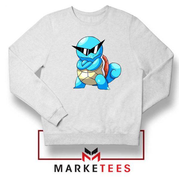 Squirtle Shades Pokemon Sweatshirt