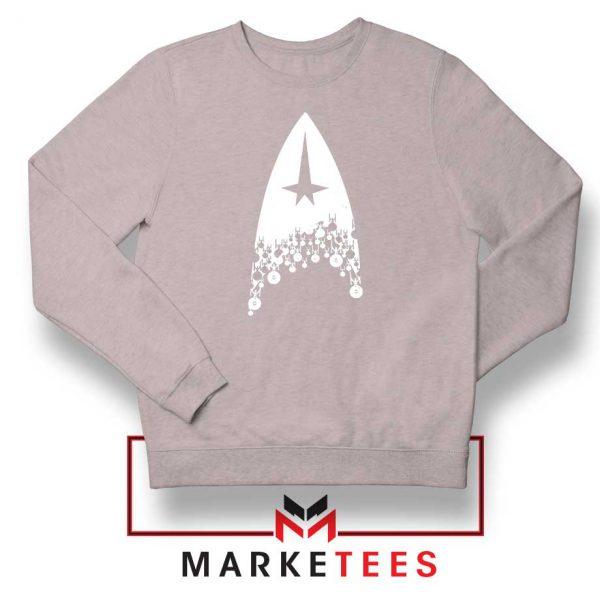 Star Trek Film Series Grey Sweatshirt