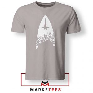 Star Trek Film Series Grey Tshirt