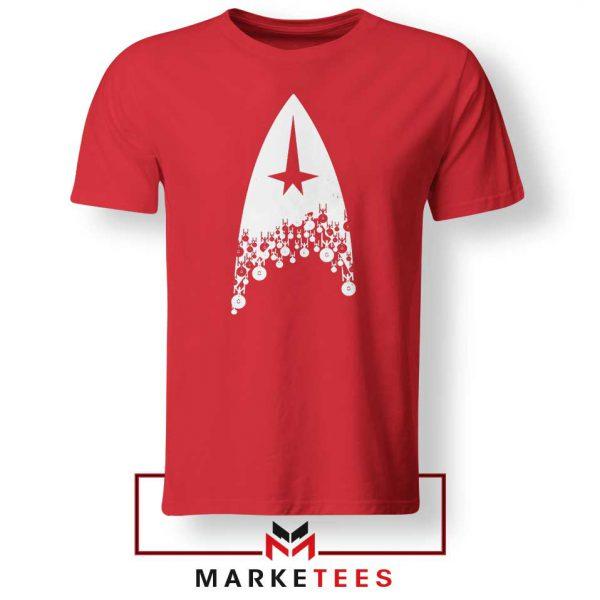 Star Trek Film Series Red Tshirt