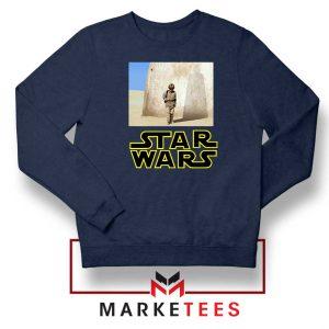Star Wars Anakin Skywalker Navy Blue Sweatshirt