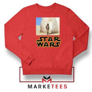 Star Wars Anakin Skywalker Red Sweatshirt
