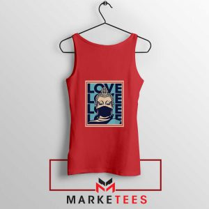 Stop Asian Hate Classic Red Tank Top