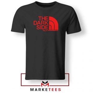 The Dark Side Starwars Black Tshirt